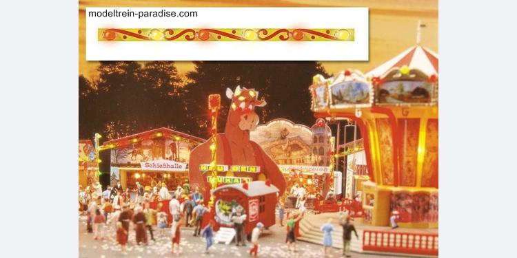 5932 ... Knipperende verlichting Kermis, Modeltrein Paradise