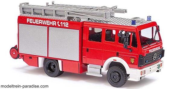 Busch MB MK88 »FW Dortmund II«      43855